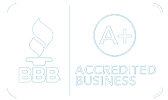 Better Business Bureau A+ Accredited Business Badge