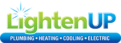Lighten Up Plumbing, Heating, Cooling, Electric